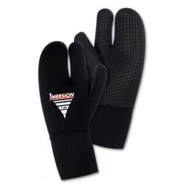 Imersion 3 finger 7 mm handsker