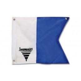 Imersion Divers Flag Alpha